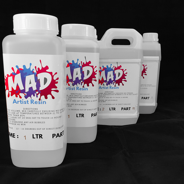 Mad-resin