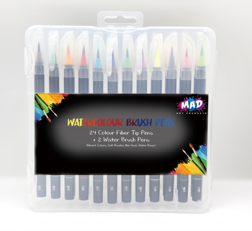 MAD Markers And Pens