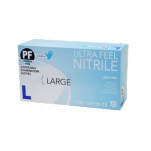 Ultra Fresh Nitrile Gloves