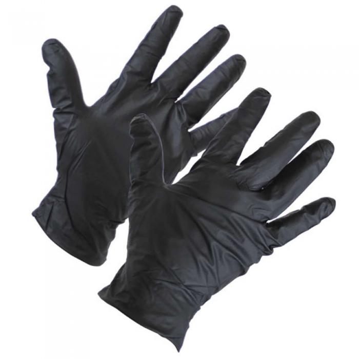 MAD Nitrile Latex Free Gloves
