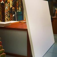 large artist canvases