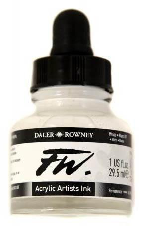 DALER ROWNEY FW INKS